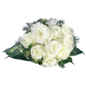 Bouquet speciale rose bianche