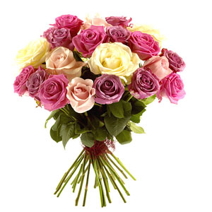 Bouquet rose miste